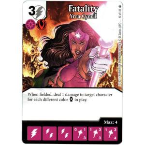 Fatality - Yrra Cynril