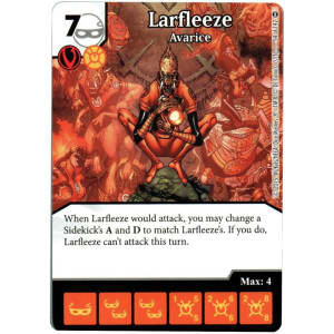 Larfleeze - Avarice