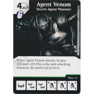 Agent Venom - Secret Agent Monster