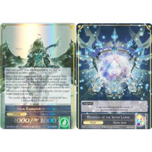 Arla, Guardian of the Skies / Memoria of the Seven Lands