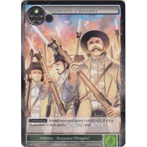 Musketeer's Bayonet