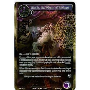 Merlin, the Wizard of Distress (Full Art)