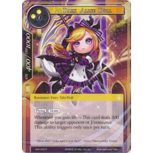 Dark Alice Doll