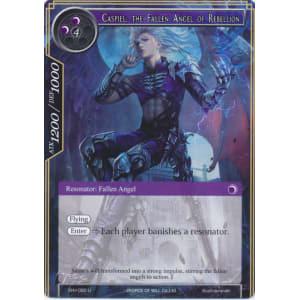 Caspiel, the Fallen Angel of Rebellion