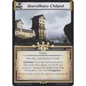 Surveillance Outpost