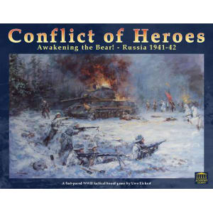 Conflict of Heroes: Awakening the Bear! Board Game