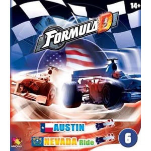 Formula D Expansion 6: Austin/Nevada Ride