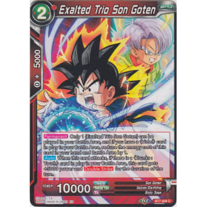 Exalted Trio Son Goten