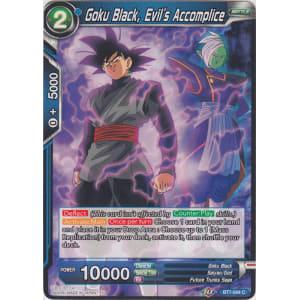 Goku Black, Evil's Accomplice