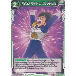 Hidden Power of the Saiyans