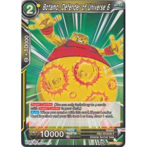 Botamo, Defender of Universe 6