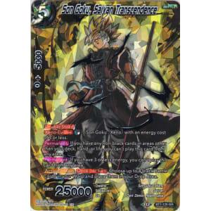 Son Goku, Saiyan Transcendence