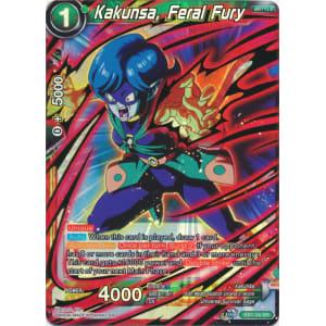 Kakunsa, Feral Fury