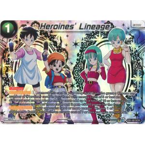 Heroines' Lineage