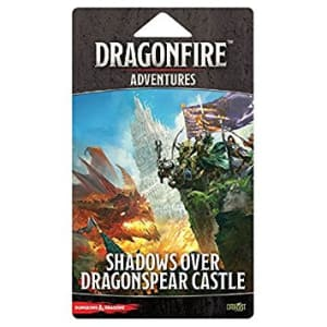 Dragonfire Adventures: Shadows Over Dragonspear Castle Expansion