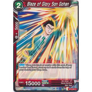Blaze of Glory Son Gohan