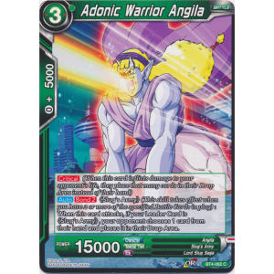 Adonic Warrior Angila