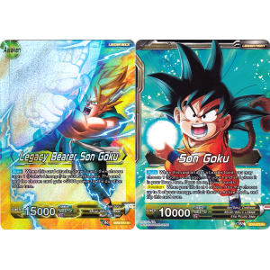 Legacy Bearer Son Goku / Son Goku
