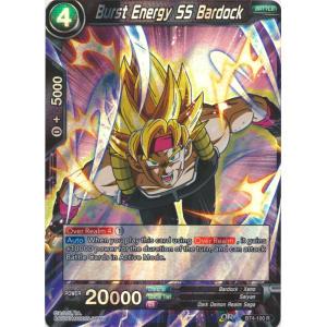 Burst Energy SS Bardock