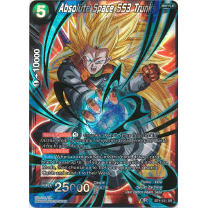 Absolute Space SS3 Trunks