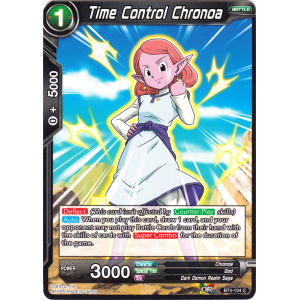Time Control Chronoa