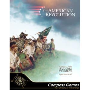 Commands & Colors Tricorne: The American Revolution