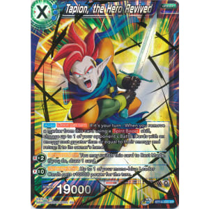 Tapion, the Hero Revived