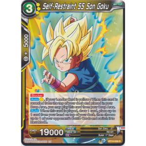 Self-Restraint SS Son Goku