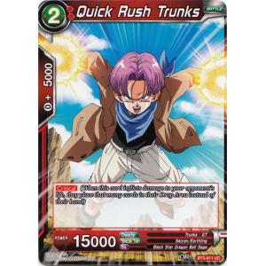 Quick Rush Trunks