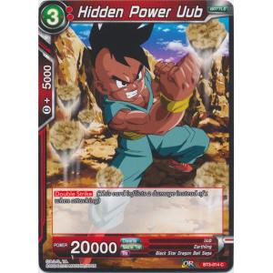 Hidden Power Uub