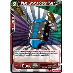 Mega Cannon Sigma Ribet