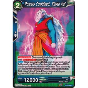Powers Combined, Kibito Kai