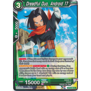 Dreadful Duo, Android 17