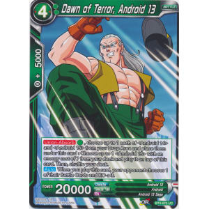 Dawn of Terror, Android 13