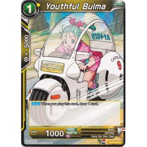 Youthful Bulma