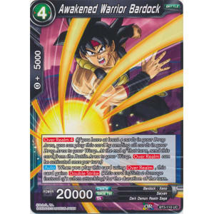 Awakened Warrior Bardock