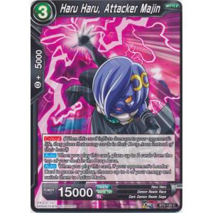 Haru Haru, Attacker Majin
