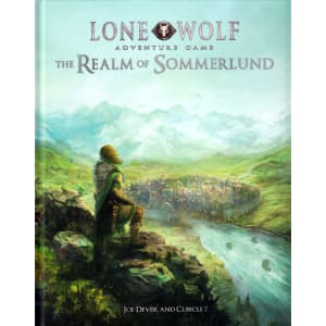 Lone Wolf Adventure Game: The Realm of Sommerlund