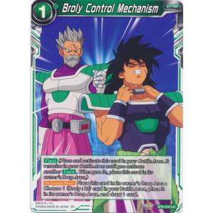 Broly Control Mechanism