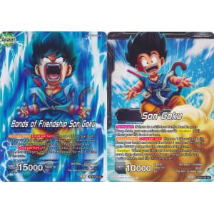 Bonds of Friendship Son Goku / Son Goku