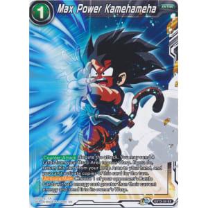 Max Power Kamehameha