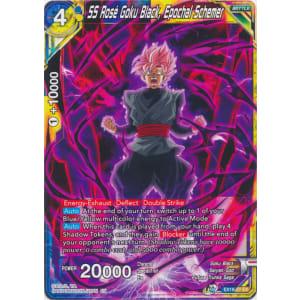 SS Rose Goku Black, Epochal Schemer