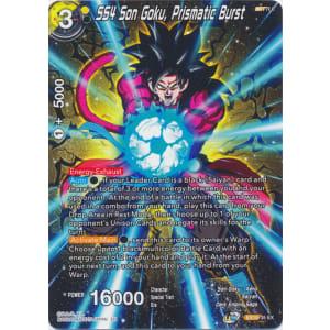 SS4 Son Goku, Prismatic Burst