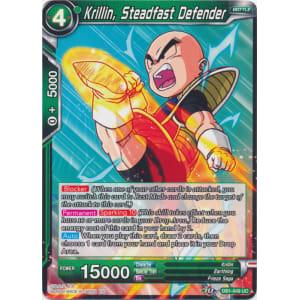 Krillin, Steadfast Defender