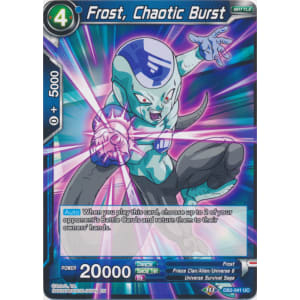 Frost, Chaotic Burst