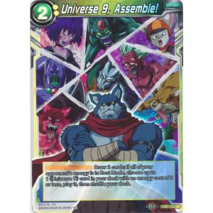 Universe 9, Assemble!