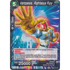 Katopesla, Righteous Fury