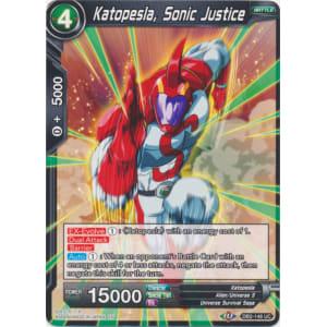 Katopesla, Sonic Justice