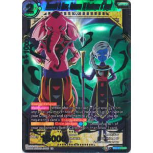 DB2-173 DAR Rumsshi /& Kusu Universe 10 Destroyer /& Angel Dragon Ball Super