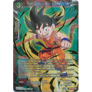 Son Goku, Nimbus Master